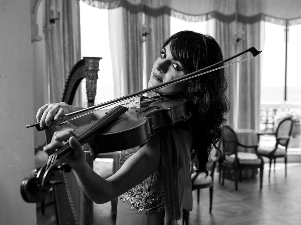 Giulia Ermirio Violist