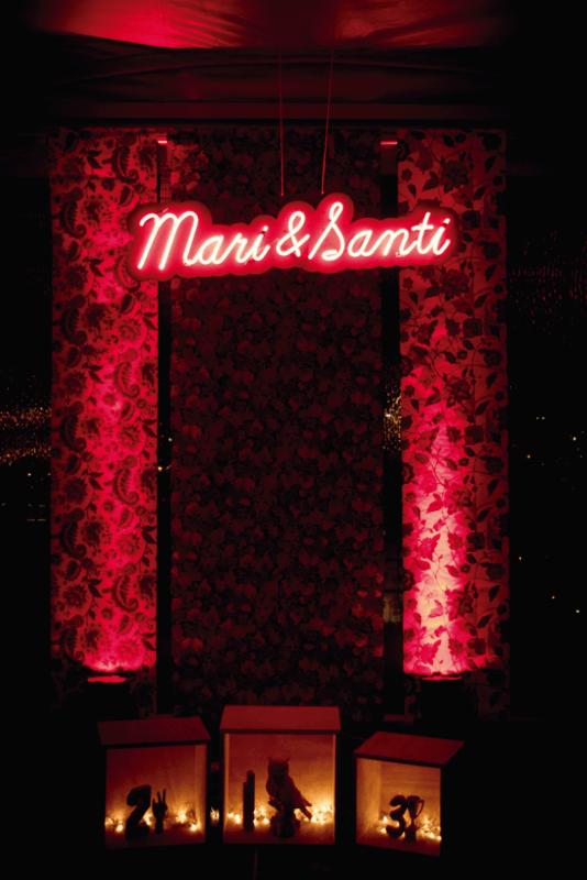 Mari & Santi. Foto Oui Oui
