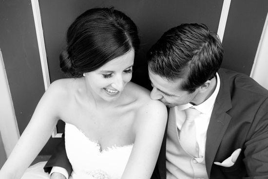 Beispiel: Hochzeitsfotografie - Villa Seevetal, Foto: Rea Papke Photography.