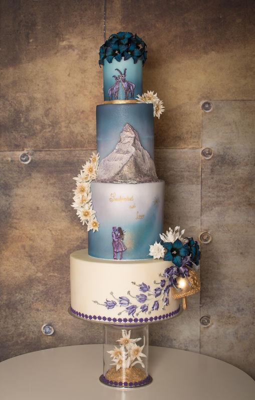 Switzerland & Love Cake