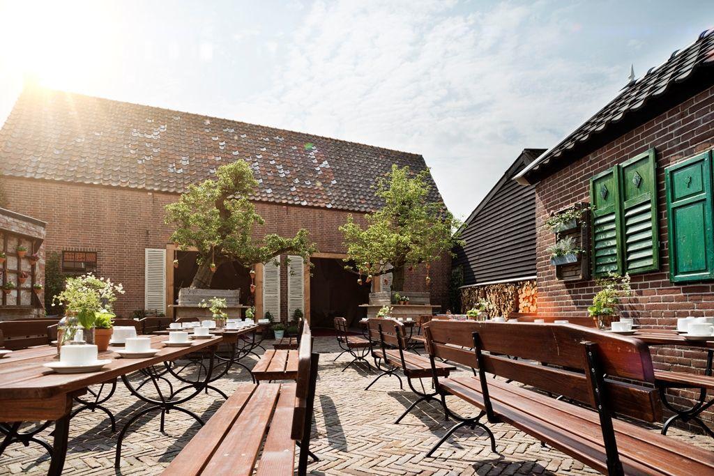 Buitenhof - terras