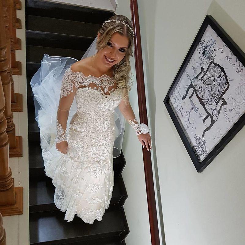 Studio Bride Créditos: Noiva Stephanie Photo: Studio K