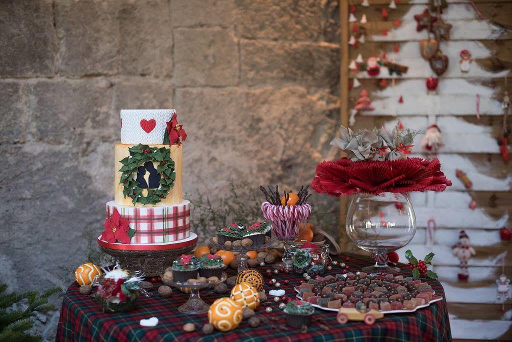 Wedding Cake Noël
