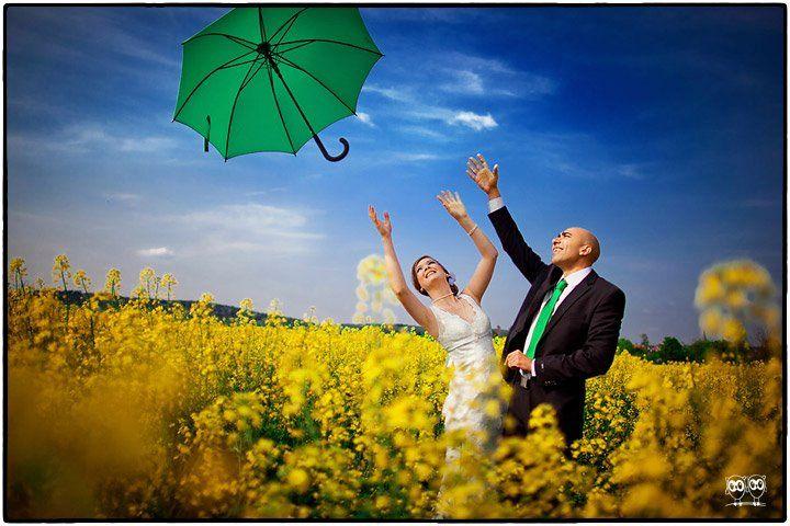 Beispiel: Wunderschöne Farben für Ihre Fotos, Foto: Kajul Photography.