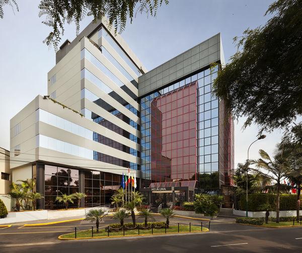 Hotel Meliá Lima.