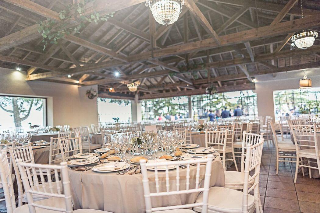 Montaje Banquete Salón Najaraya