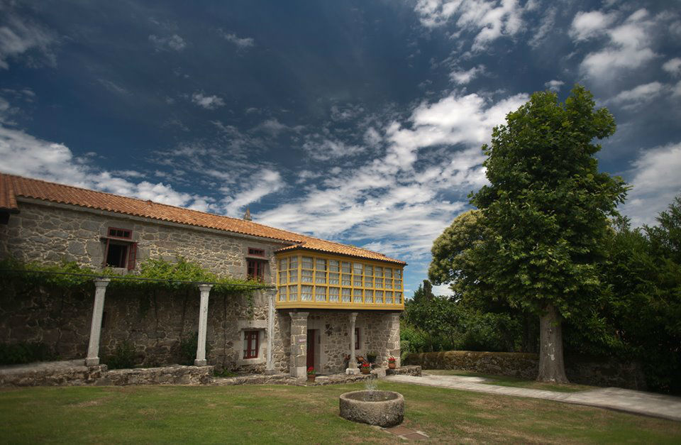 Rectoral de Castillón.