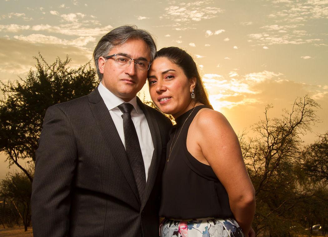 Matrimonio Civil de Loreto y Juan Macul Alto