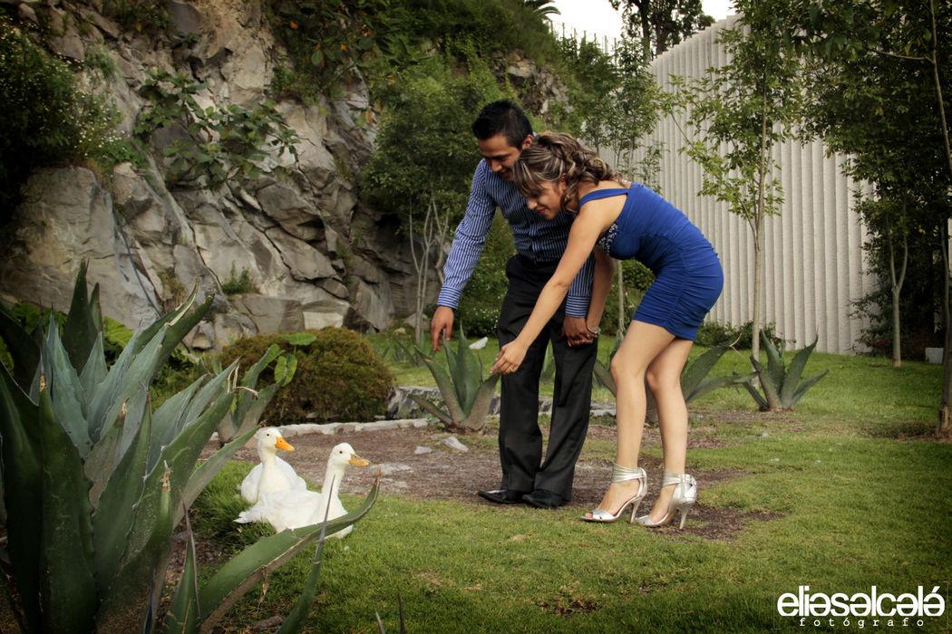 Elias Alcalá Wedding Photographer