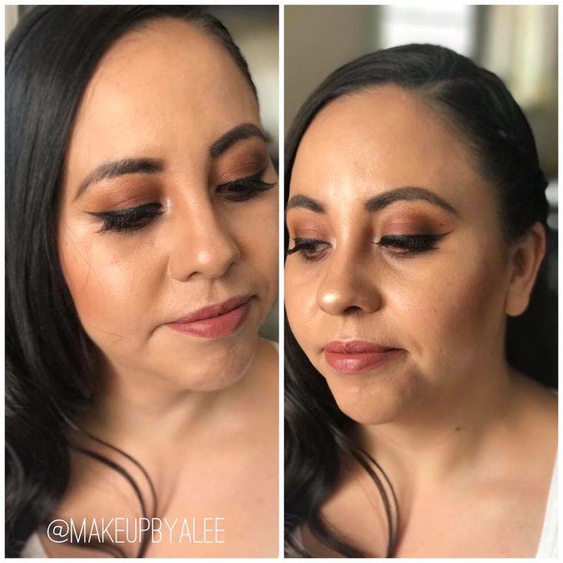 Alejandra López Makeup & Hair Artist