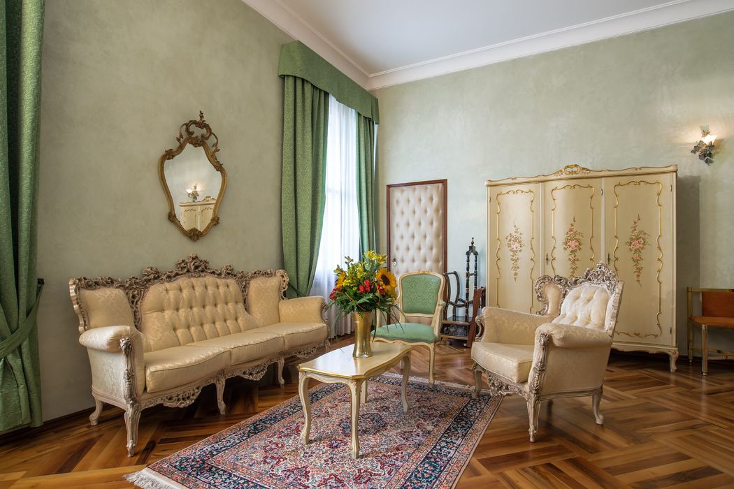 Junior suite nuziale