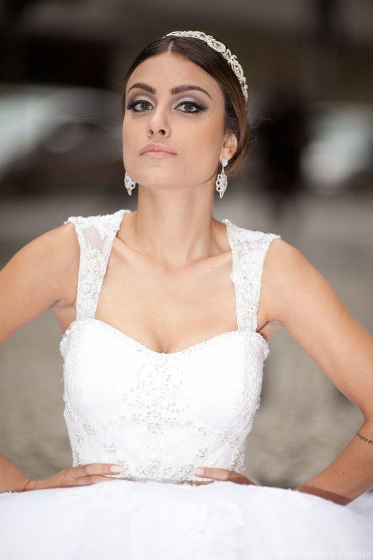 Andrea Emilia make-up artist