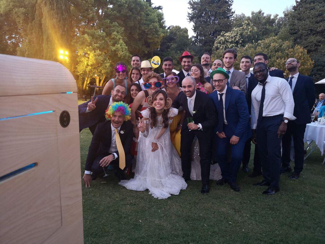 Selfie Box Roma