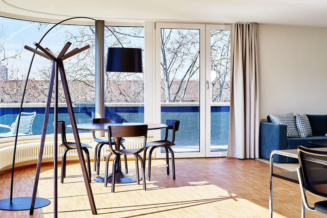 Hotel Greulich: Penthouse Loft