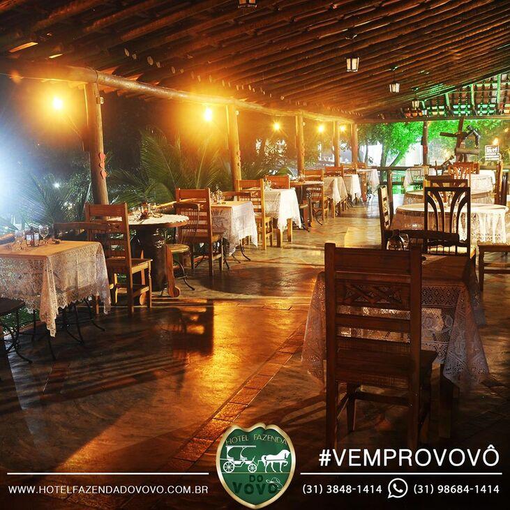 Hotel Fazenda do Vovô
