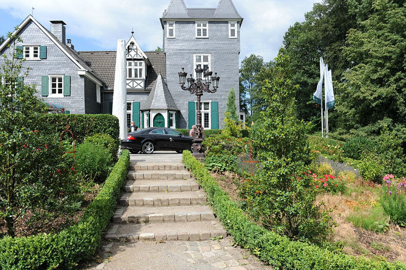 Beispiel: Außenansicht, Foto: Schloss Grünewald.