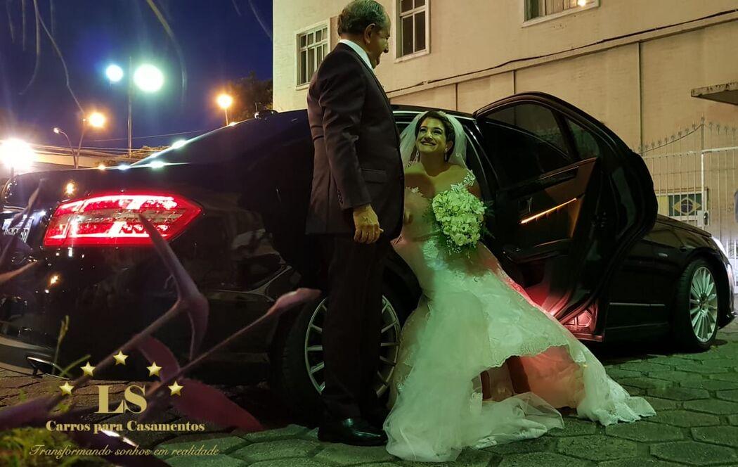 LS Carros para Casamentos