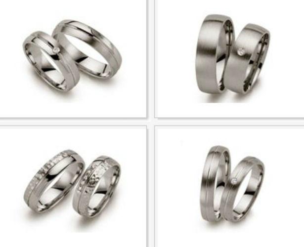 Beispiel: Trauringe - Platin, Foto: Juwelier Benjamin.
