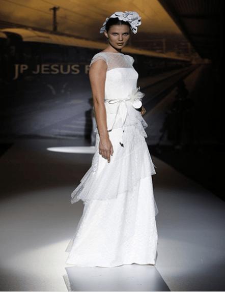 Vestido de Jesús Peiró