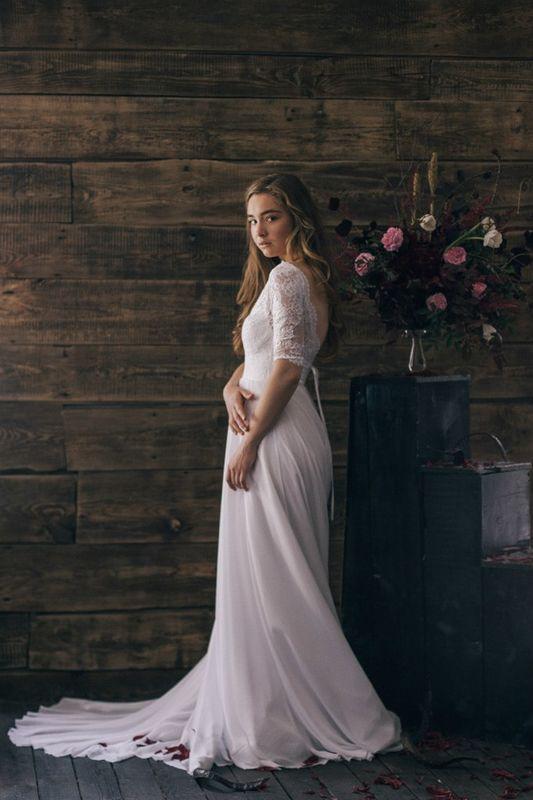 Свадебные платья Cathytelle