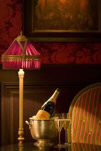 Beispiel: Details, Foto: Zarges Restaurant.
