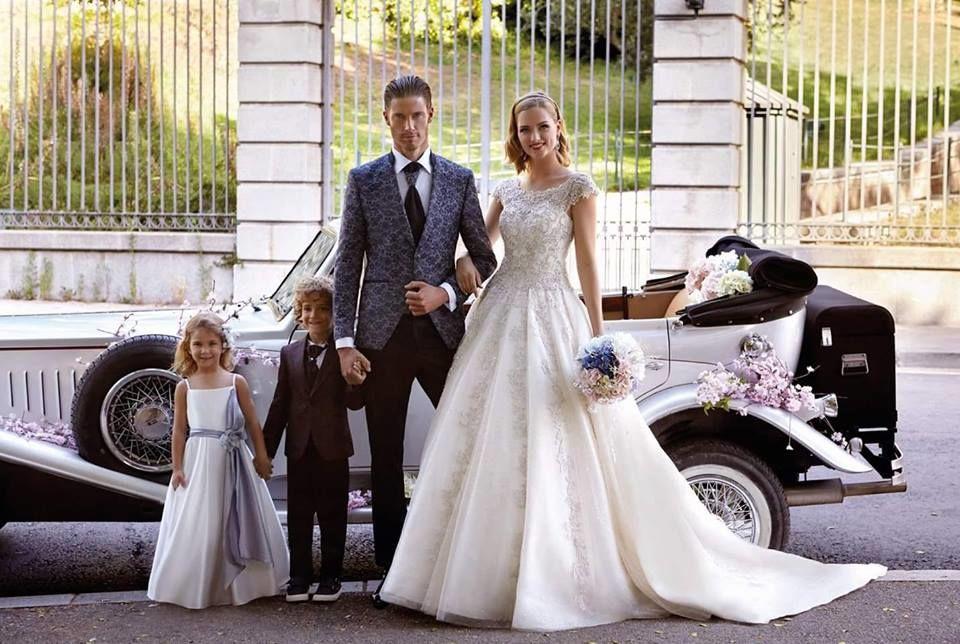 Selección en moda Carbonell novia y ceremonia