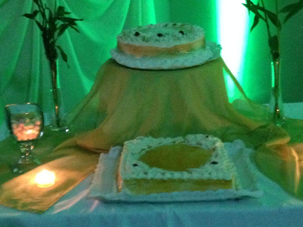 montaje torta