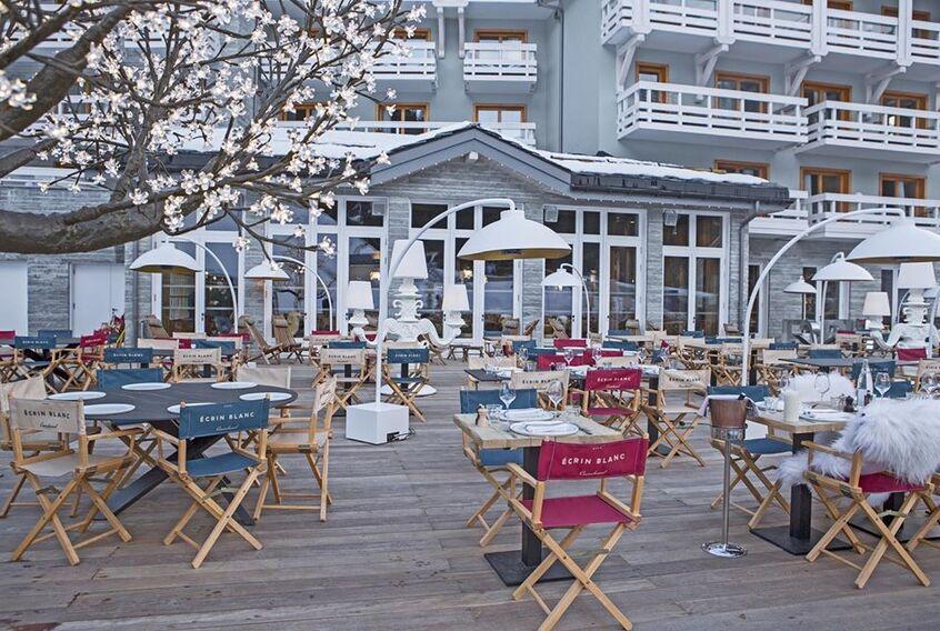 Resort l'Ecrin Blanc