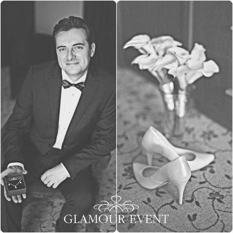 Elegancki ślub w stylu klasycznym. fot. Delfin Studio