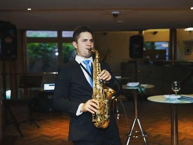 Sergio Cock Saxofonista