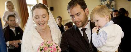 Beispiel: Impressionen einer Hochzeit, Foto: Gut Sonnenhausen.