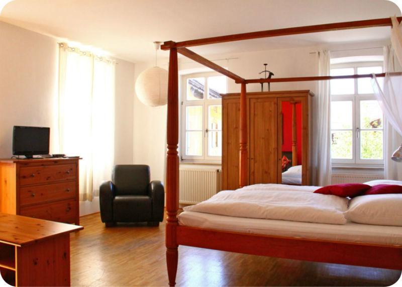 Beispiel: Hochzeitszimmer, Foto: Gasthaus Inselkammer.
