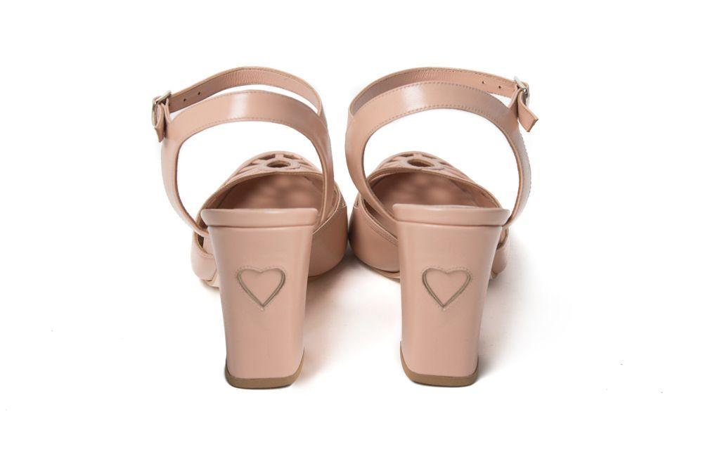 Sapato Gabrielle Nude