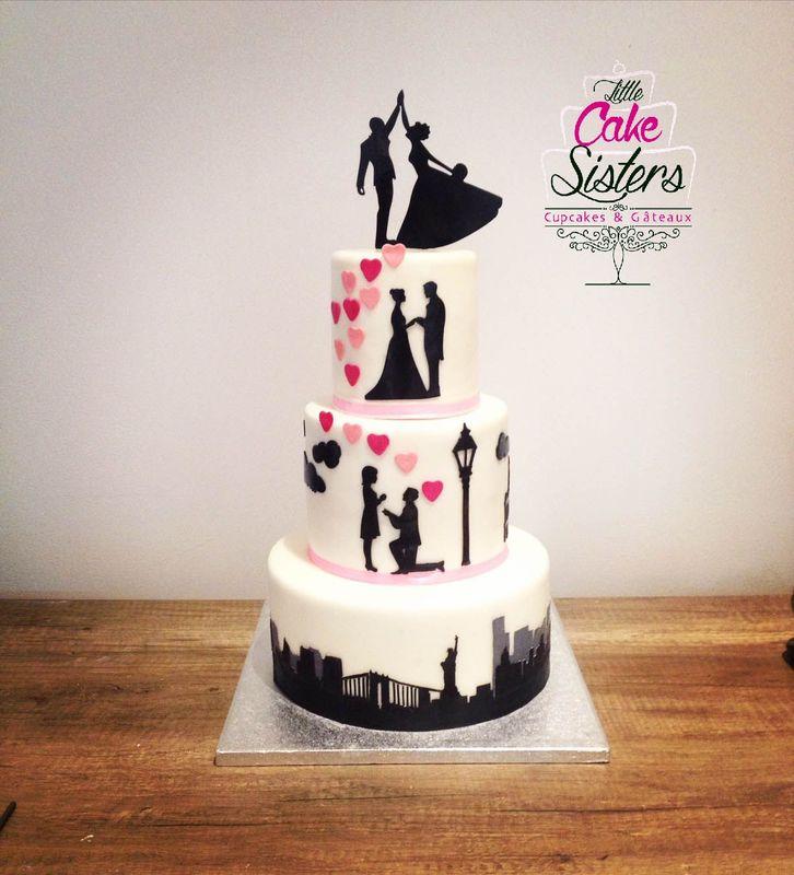 wedding cake new york
