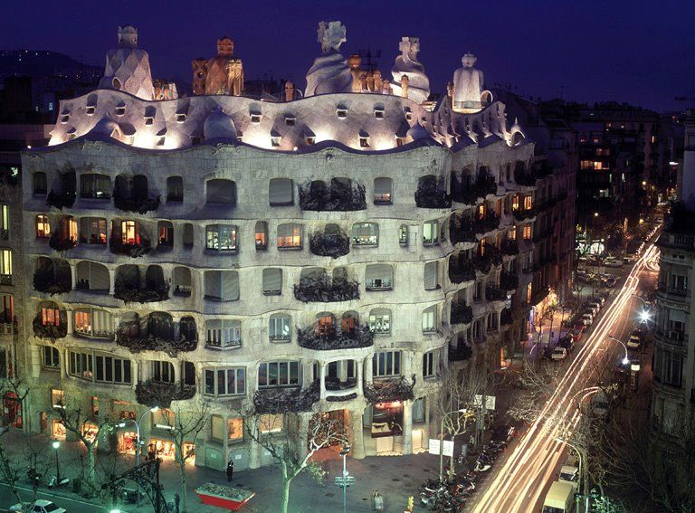 Beispiel: Architektur in Spanien, Foto: Accor Hotels.