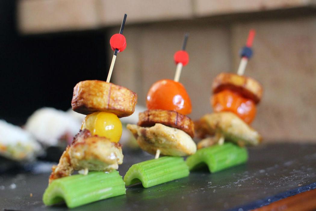 Framboise Mangue Kitchen Event