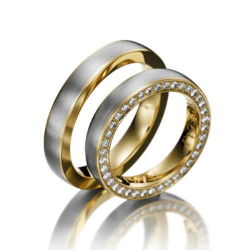 Beispiel: Ringe für jeden Geschmack, Foto: Trauring-Studio Dobler-Strehle.