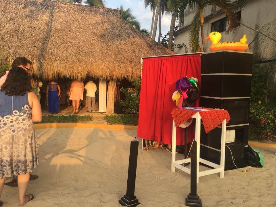 Cabina de fotos Ixtapa
