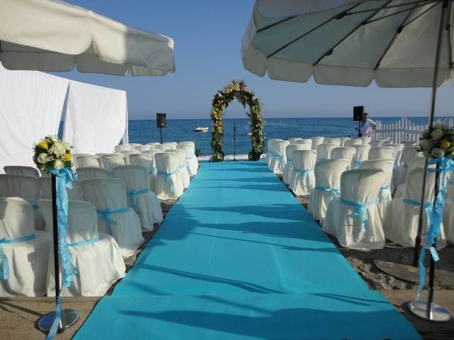 Restaurant Plage Blue Beach