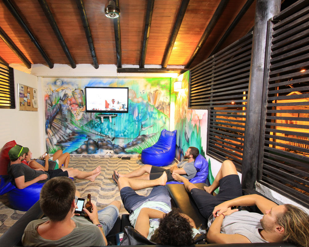 The Dreamer Hostels-Santa Marta