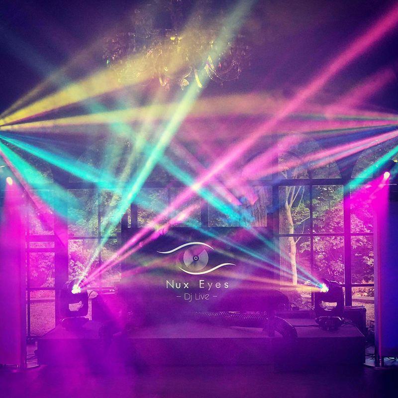 Nux Eyes  DJ live & Orchestre