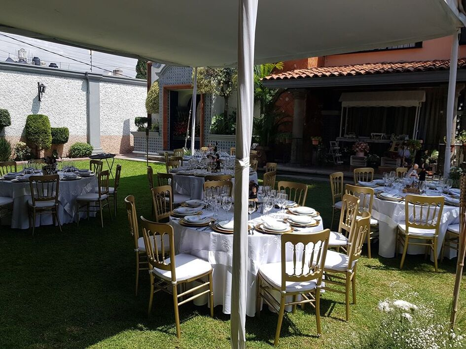 Habibi Salón Jardín