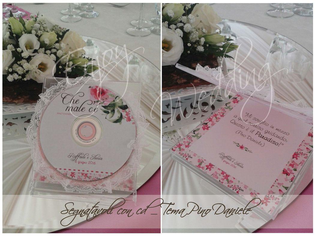 Enjoy Wedding - Creazioni Handmade