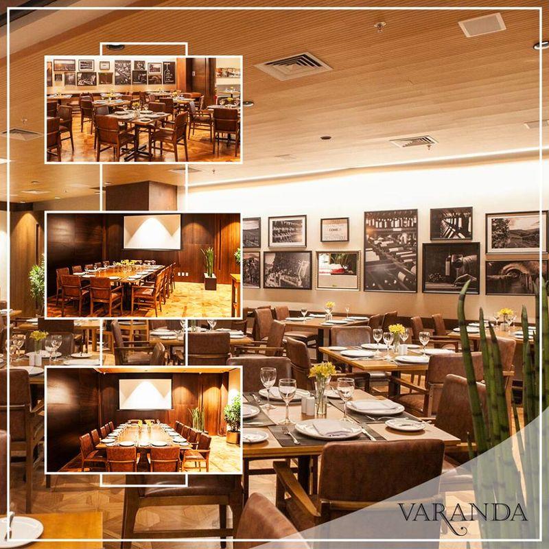 Restaurante Varanda Grill