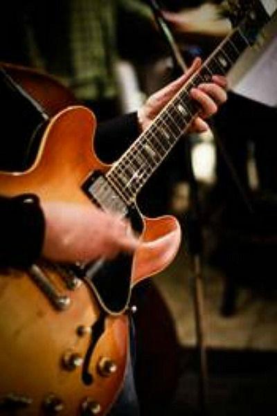Beispiel: Blue George Music, Foto: Blue George Music.
