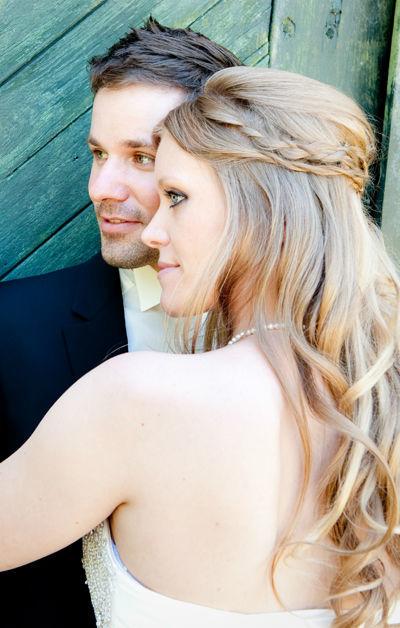 Beispiel: Hochzeitsfotos am Westensee, Foto: Rea Papke Photography.