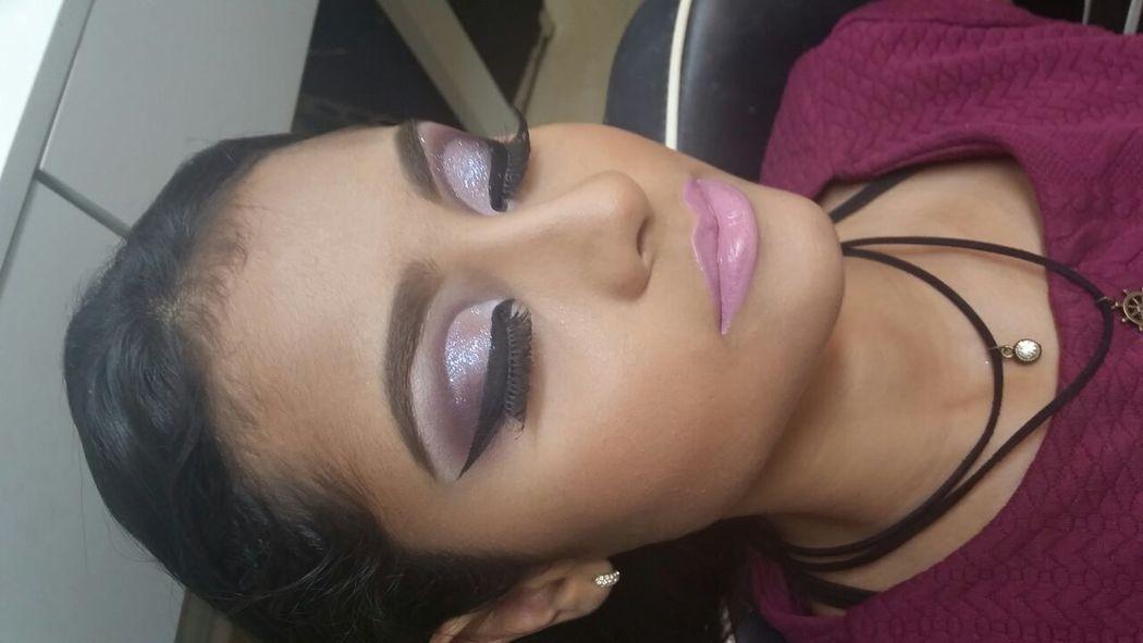 Danielle Lombardi Makeup & Hairstyle