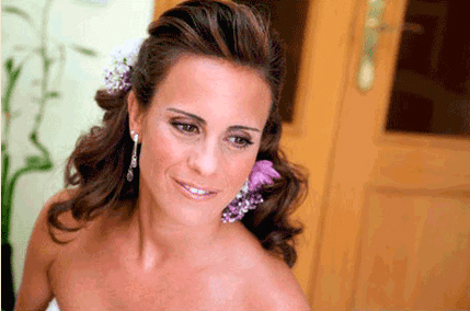 Mónica Roldán - Maquillaje