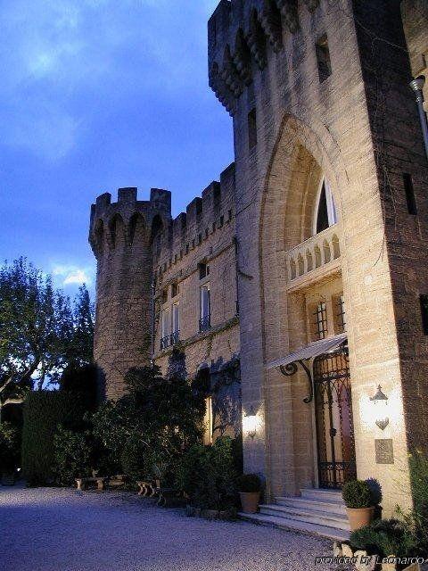 Le Château des Fines Roches