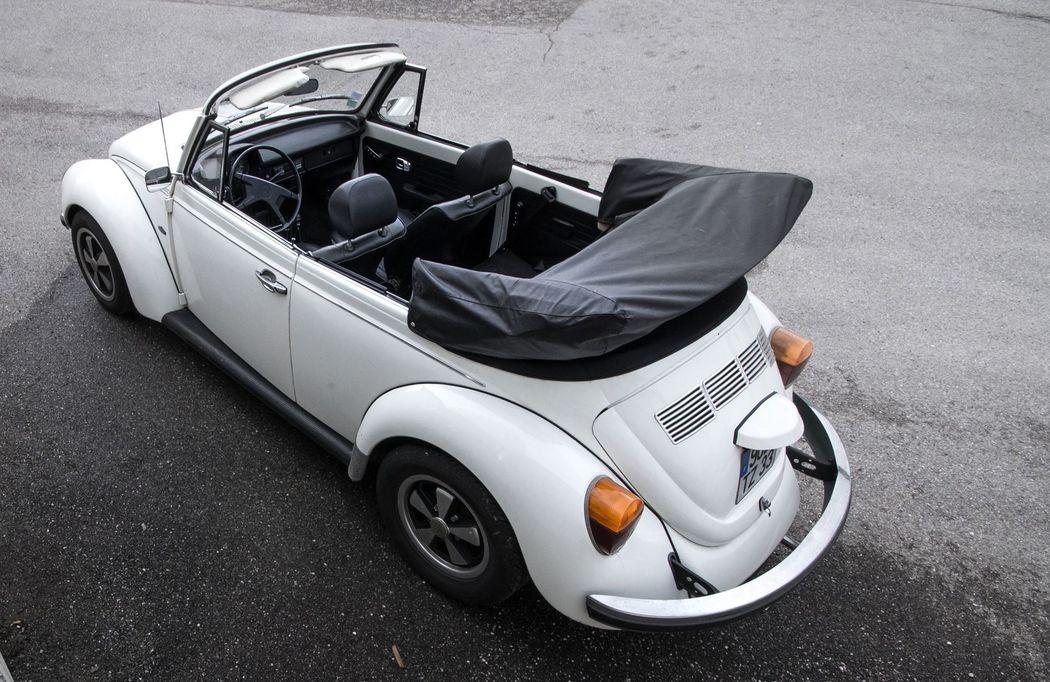 Coccinelle cabriolet 'Tiny Panda' de 1977